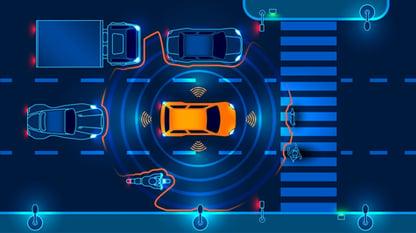 smart cars iot edge computing