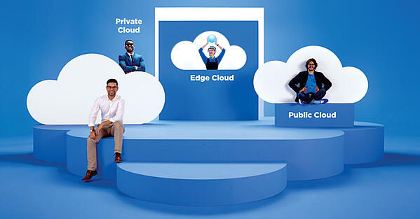 Nutanix All Together Now Your Enterprise Cloud