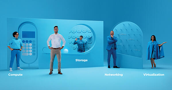 Nutanix All Together Now Your Infrastructure